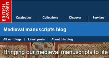 Medieval Manuscripts Blog.