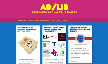 Ad/Lib homepage