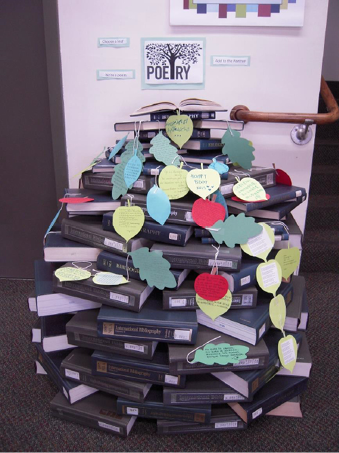 A look at the poetree.