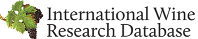International Wine Research Database