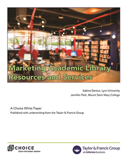 Marketing Academic Library Resources and Services