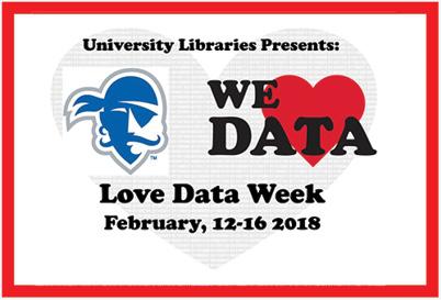 Love Data Week logo