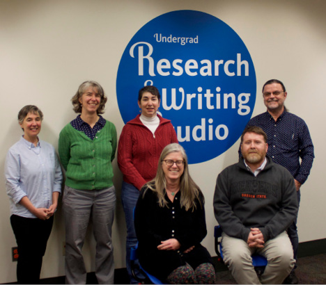 Oregon State University Libraries and Press staff.