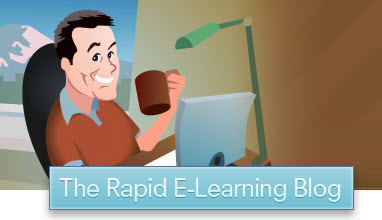 The Rapid E-Learning Blog header image