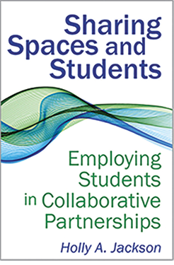 Book cover: Sharing Spaces and Students