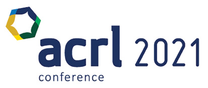 ACRL 2021 conference logo