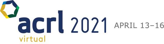 ACRL 2021 logo