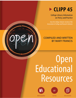 Book cover: Open Educational Resources