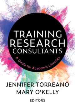 Book cover: Training Research Consultants
