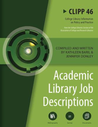 Book cover: Academic Library Job Descriptions