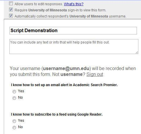 Retreat Evaluation Form » Google Forms For Staff Self-Assessment
